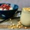 Ein einfaches Rezept für Humus – als Lunch Basis, zum Salat oder auf Brot.