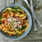 Pimp my meal: vegane Zoodles mit Tofu Bolognese