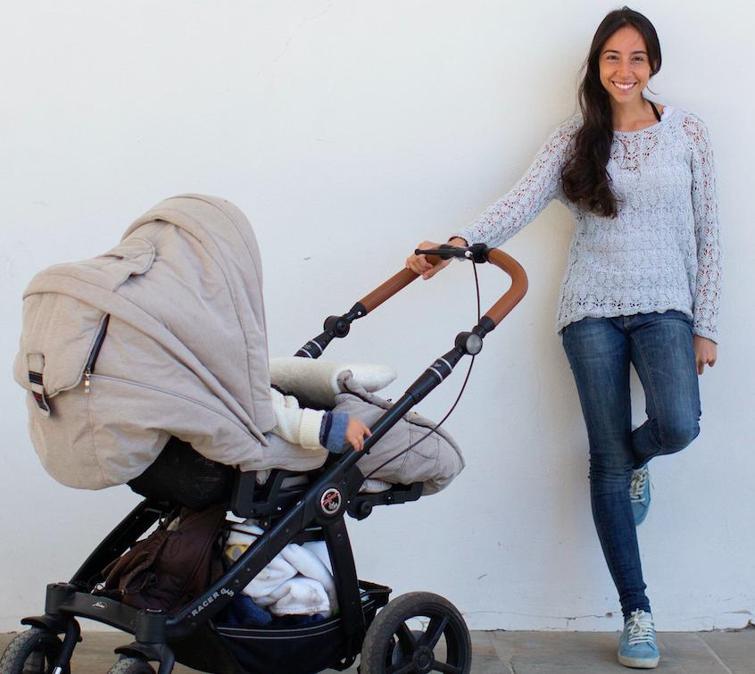 Julia hat Nahrungsergänzungsmittel für Frauen mit Kinderwunsch, Schwangere und Stillende entwickelt.